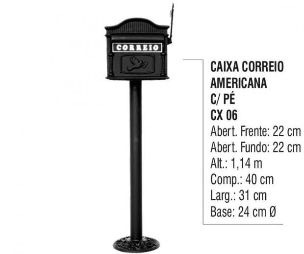 Caixa de Correio Americana