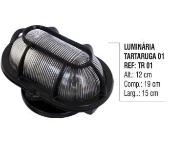 Luminária Tartaruga 01