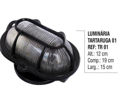 Luminárias Tartaruga