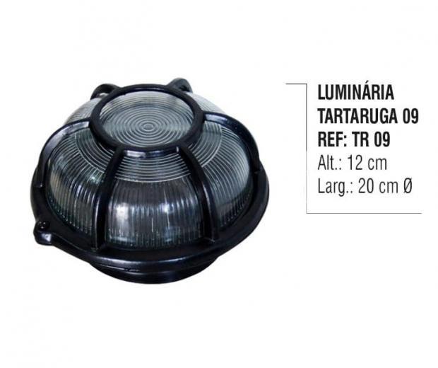 Luminária Tartaruga 09
