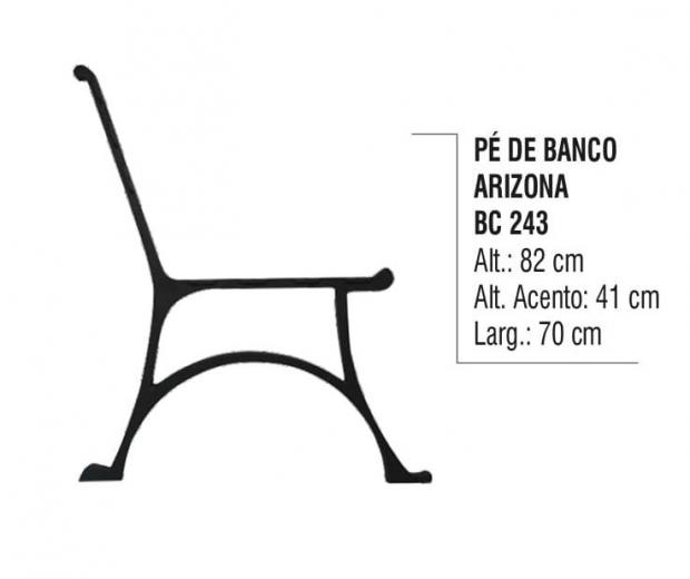 Pé de Banco Arizona