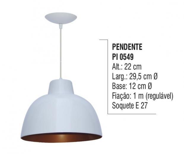 Pendente PI 0549