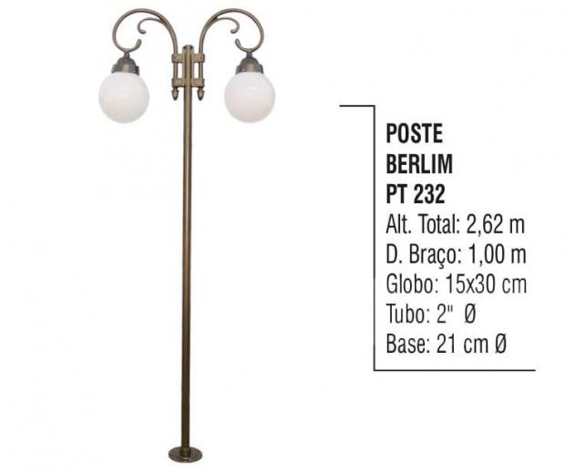 Postes Berlim