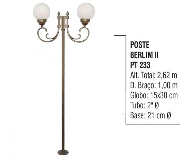 Postes Berlim 2