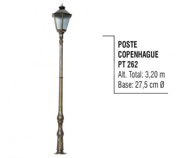Postes Copenhague