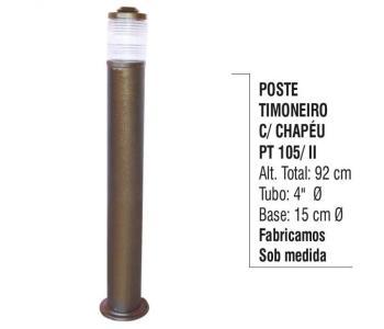 Postes Timoneiro com Chapéu